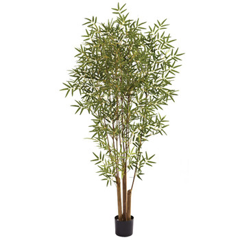 6' Silk Japanese Bamboo Tree