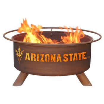 Arizona State University Sun Devils Metal Fire Pit