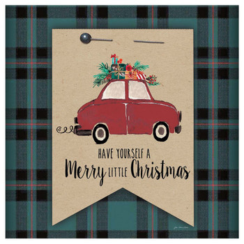 Have Yourself a Merry Little Christmas Beverage Coasters, Set of 12