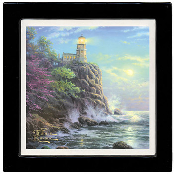 Split Rock Lighthouse Beverage Coasters, Set of 8