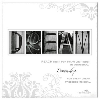 Dream Absorbent Beverage Coasters by Jan Shade Beach, Set of 12