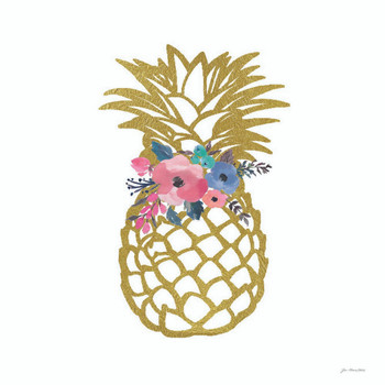 Fruit of the Spirit Pineapple Absorbent Beverage Coasters, Set of 12