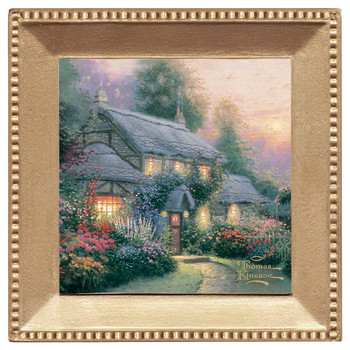 Julianne's Cottage Beverage Coasters, Set of 8