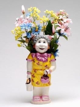 Sadie Grandma Blossom Pot