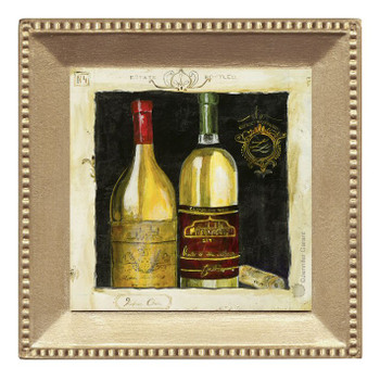 Estate Bottled Beverage Coasters, Set of 8