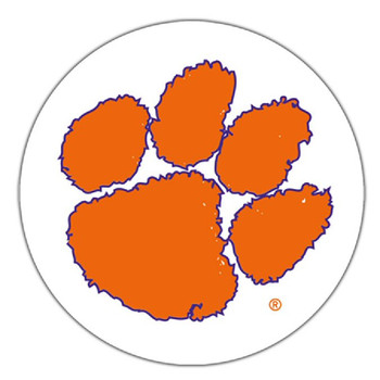 Clemson Tigers Absorbent Beverage Coasters, Set of 8