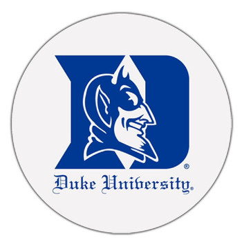 Duke Blue Devils Absorbent Beverage Coasters, Set of 8
