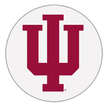 Indiana Hoosiers Absorbent Beverage Coasters, Set of 8