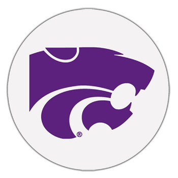 Kansas State Wildcats Absorbent Beverage Coasters, Set of 8