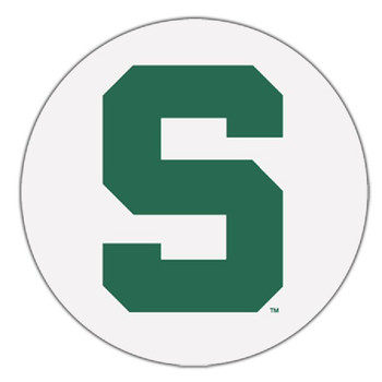Michigan State Spartans Absorbent Beverage Coasters, Set of 8
