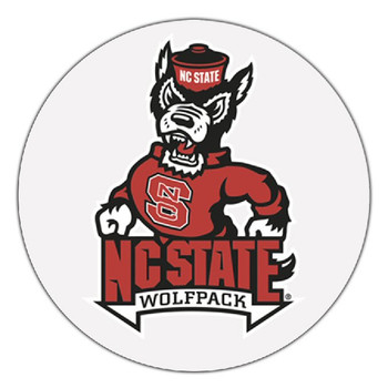 North Carolina State Wolfpack Absorbent Beverage Coasters, Set of 8