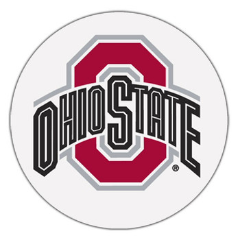 Ohio State Buckeyes Absorbent Beverage Coasters, Set of 8