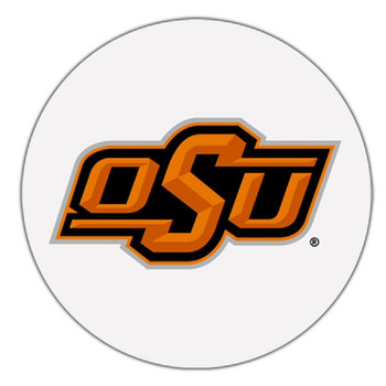 Oklahoma State Cowboys Absorbent Beverage Coasters, Set of 8