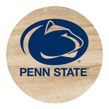 Penn State Nittany Lions Sandstone Beverage Coasters, Set of 8