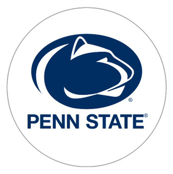 Penn State Nittany Lions Absorbent Beverage Coasters, Set of 8