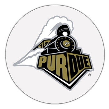Purdue Boilermakers Absorbent Beverage Coasters, Set of 8