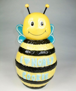 Bee Ceramic Cookie Jar