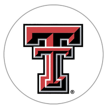 Texas Tech Red Raiders Absorbent Beverage Coasters, Set of 8