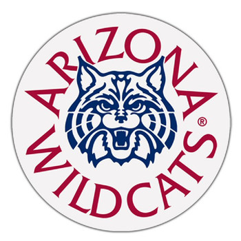 Arizona Wildcats Absorbent Beverage Coasters, Set of 8