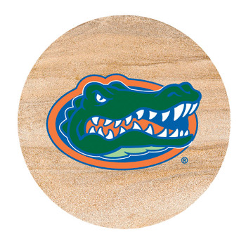 Florida Gators Sandstone Beverage Coasters, Set of 8