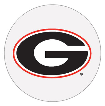 Georgia Bulldogs Absorbent Beverage Coasters, Set of 8