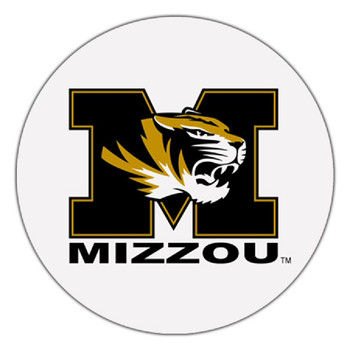 Missouri Tigers Absorbent Beverage Coasters, Set of 8