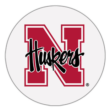 Nebraska Cornhuskers Absorbent Beverage Coasters, Set of 8
