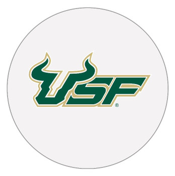 South Florida Bulls Absorbent Beverage Coasters, Set of 8