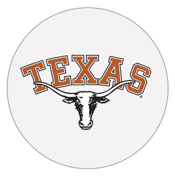 Texas Longhorns Absorbent Beverage Coasters, Set of 8
