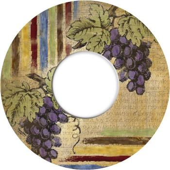 Vintner's Bounty Wine Trivet by Tara Reed, Set of 2