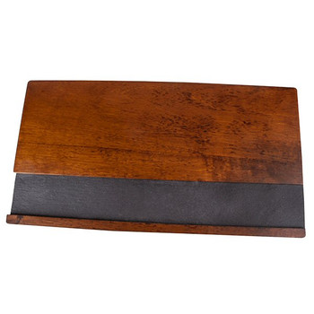 Slate and Wood Serving Board