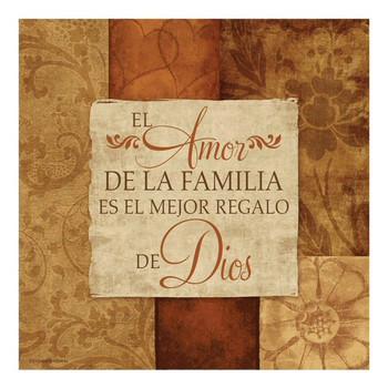 El Mejor Regalo Ceramic Trivet by Elizabeth Medley, Set of 2