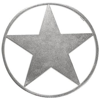 Western Star Metal Trivets, Set of 2