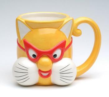 Tom Cat Mug, Set of 2
