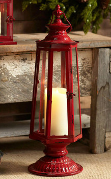 "24"" Eternal Metal Candle Lantern Candle Holder"