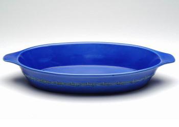 Blue Farm Blessing Casserole Dish