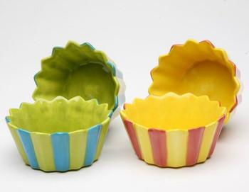 Cupcake Holders, Set of 8