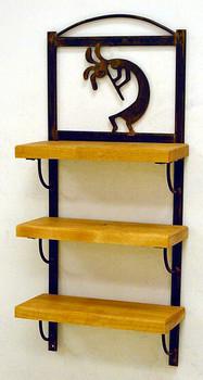 Choice Wildlife Three Tier Wood Wall Shelf, 66 Designs