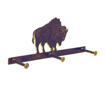 Choice Western 3 Hook Metal Coat Rack, 66 Designs