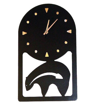 Choice Southwest Metal Wall Clock, 66 Designs
