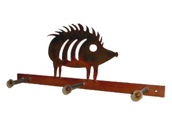 Choice Southwest 3 Hook Metal Coat Rack, 66 Designs