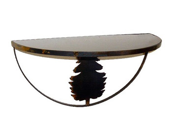 Choice Southwest Half Round Shelf, 66 Designs