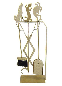 Choice Wildlife Metal Fireplace Tools, 66 Designs