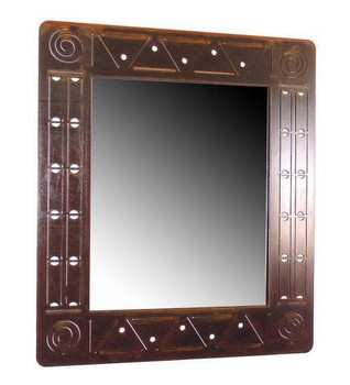 Niagara Metal Wall Mirror