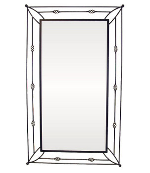 Esperanza Metal Wall Mirror