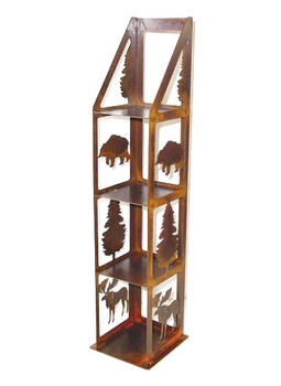 Alpine Metal DVD Rack