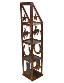 Rodeo Metal DVD Rack