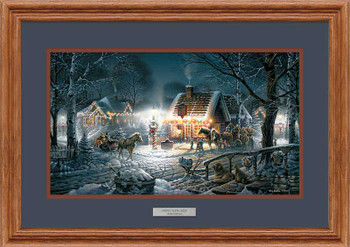 Sweet Memories Oak Framed Art Print Wall Art