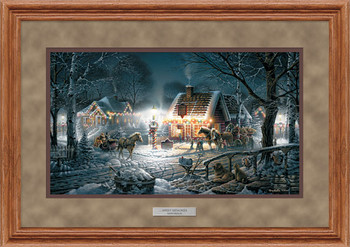 Sweet Memories Deluxe Oak Framed Art Print Wall Art