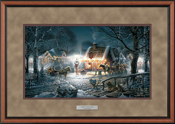 Sweet Memories Deluxe Walnut Framed Art Print Wall Art
